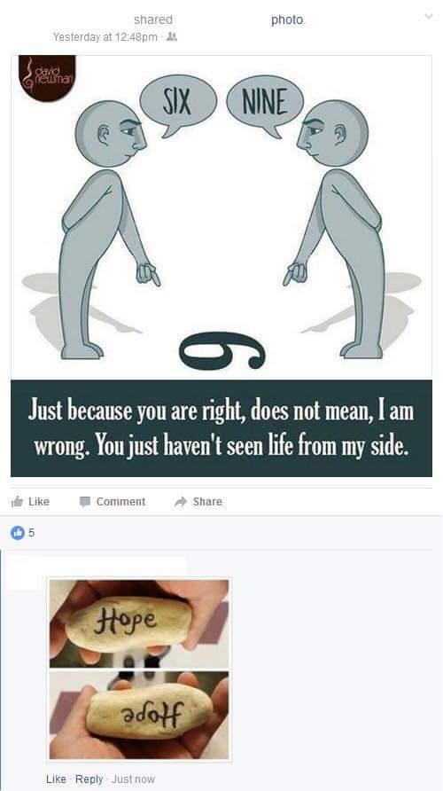 Hope - meme