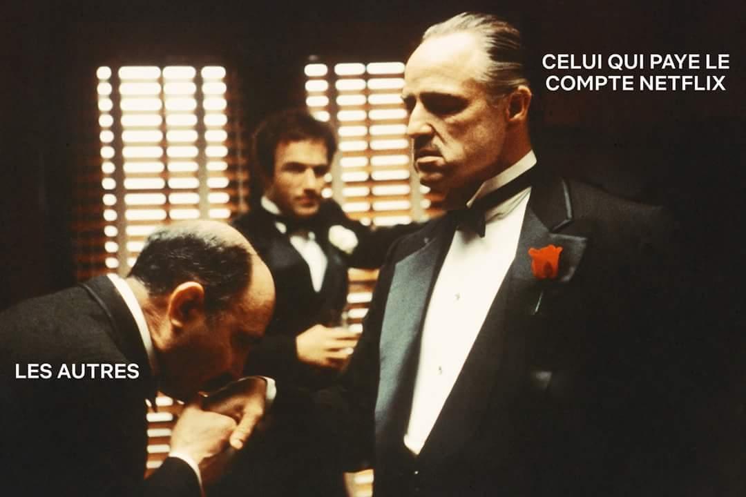 Don Corleone - meme