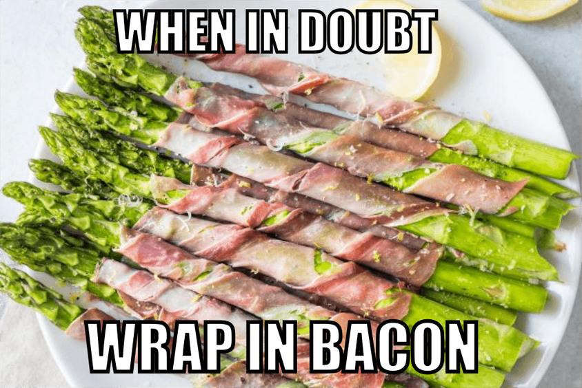 baconwrap - meme