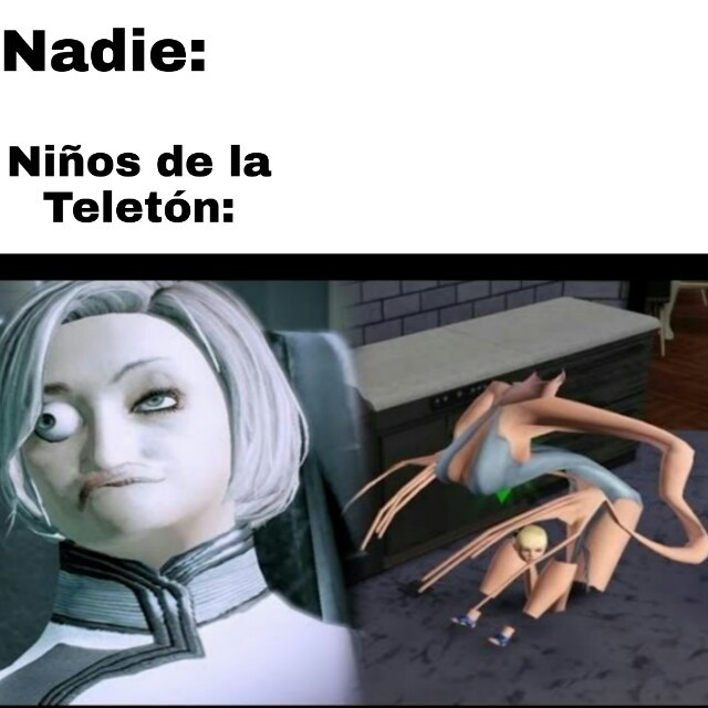 El Teletón - meme