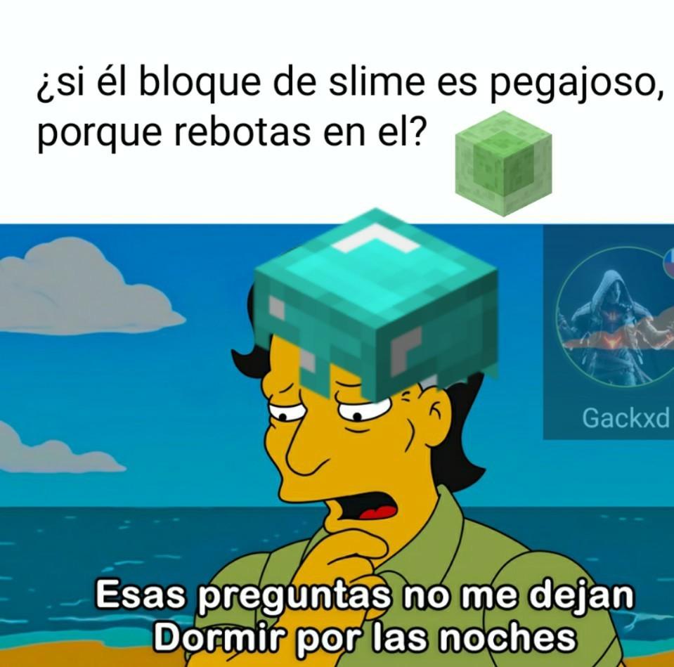 Slime - meme