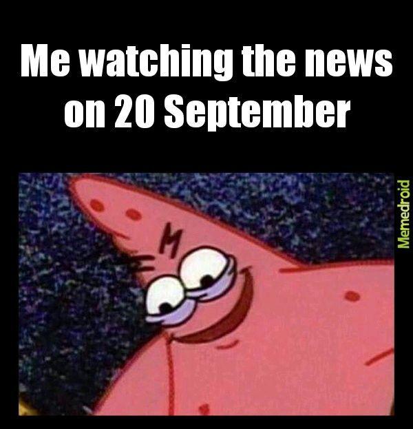 I will be watching - meme