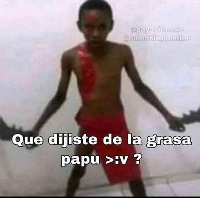 When but papu xdxdxd - meme