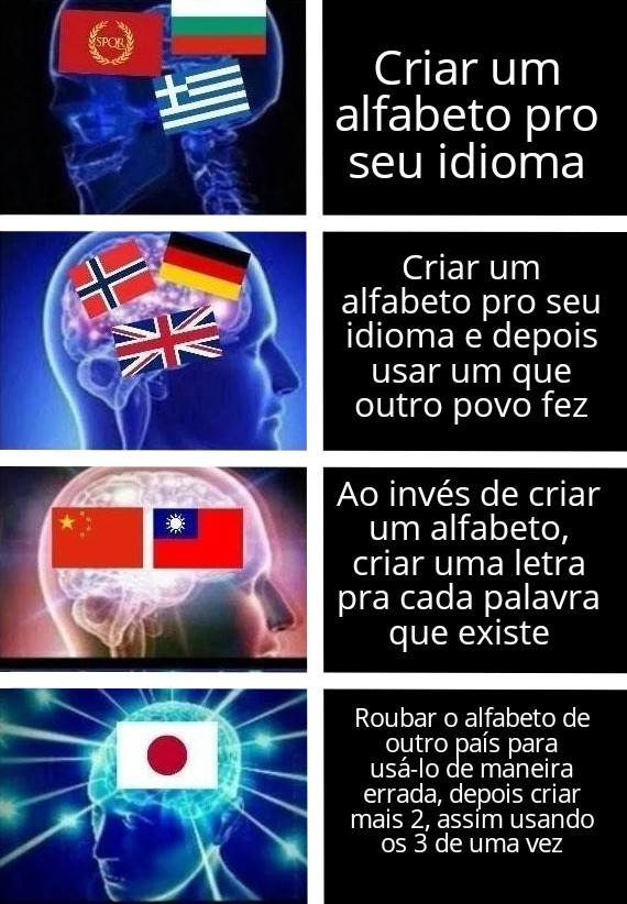 O Japão precisa de uma terceira bomba atômica - meme