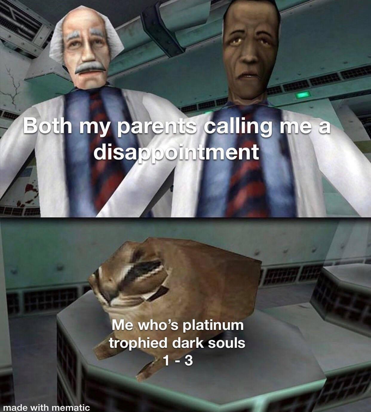 a true champion - meme