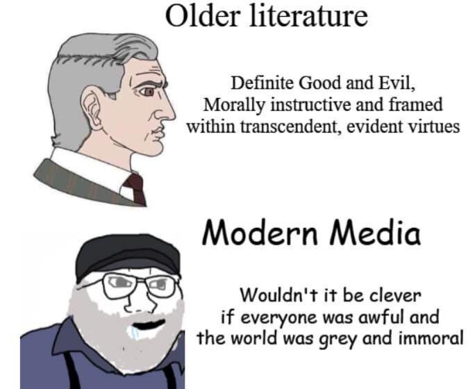 Modern - meme