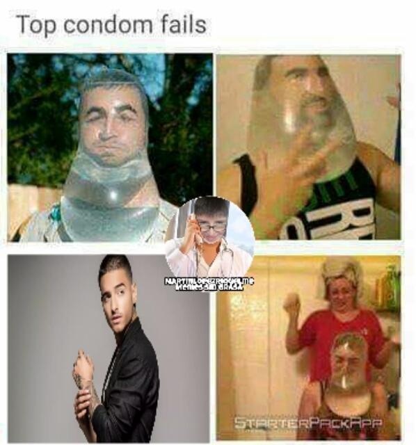 Y por eso niños usen condon!! - meme