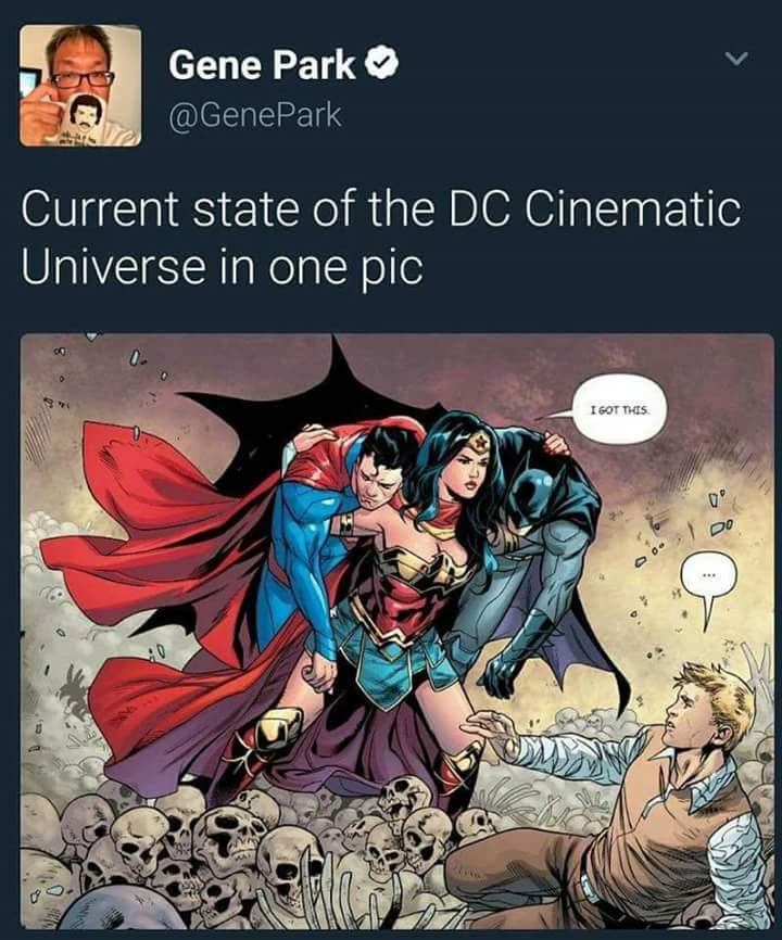 What did you all think of Wonder Woman? - meme