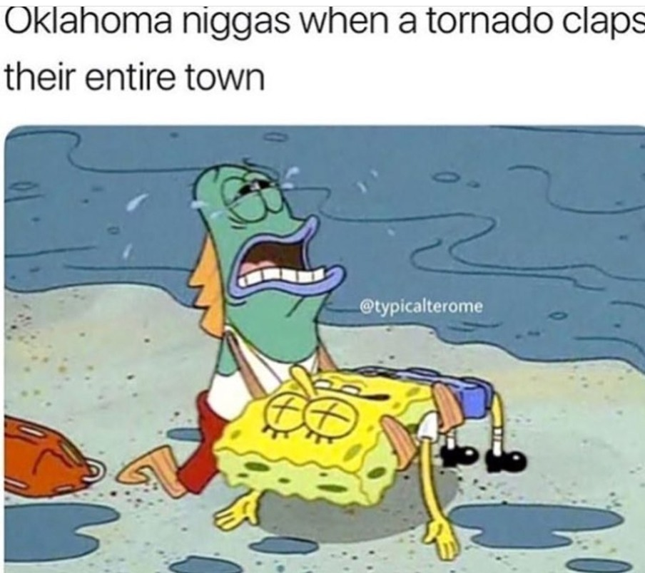 What's worse earthquakes or tornados - meme