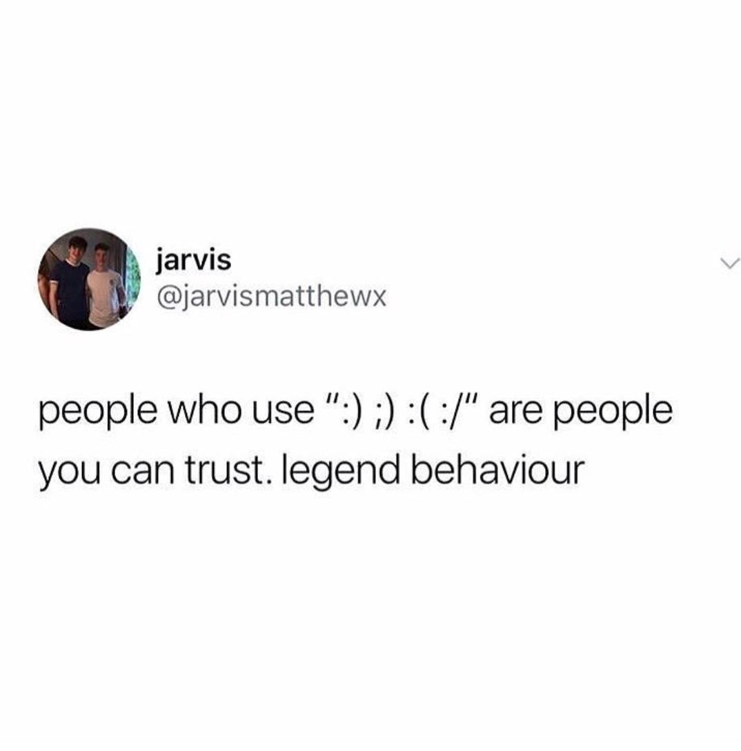 trust me ;) - meme