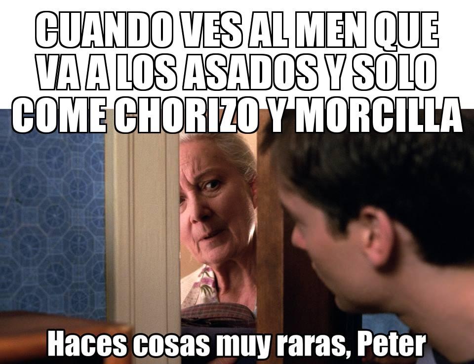 Un chori, maestro. - meme