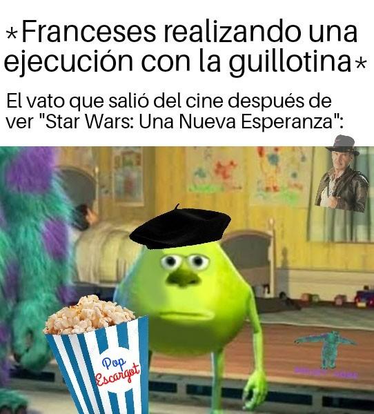 4 de Mayo - meme