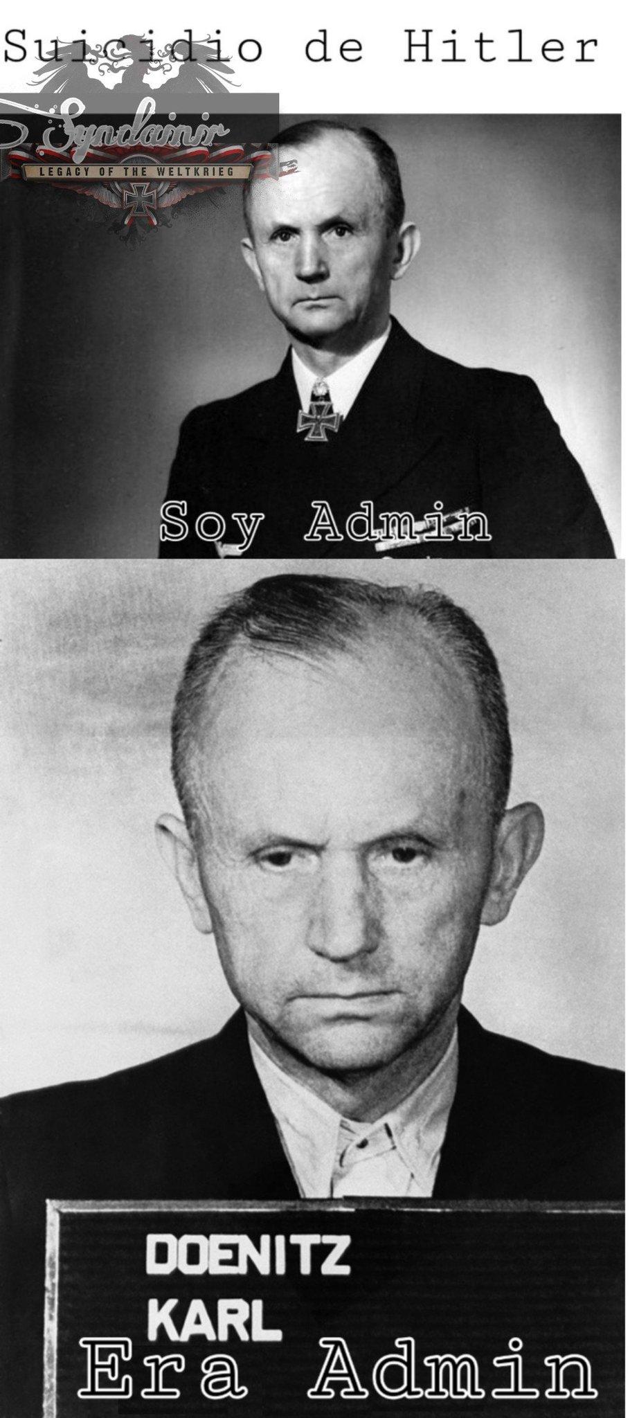 Soy admin. - meme