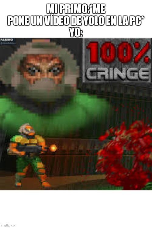 Doom: JUEGAZO - meme