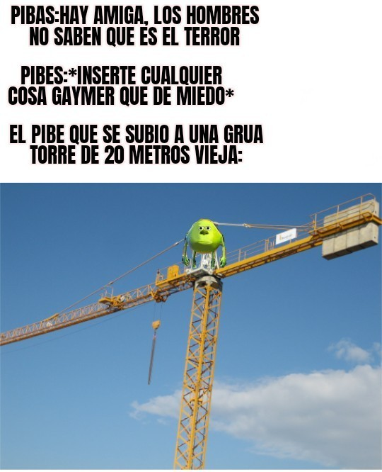 El pibe:._.XD - meme