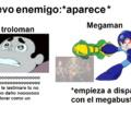 Un kpo el megaman :son: