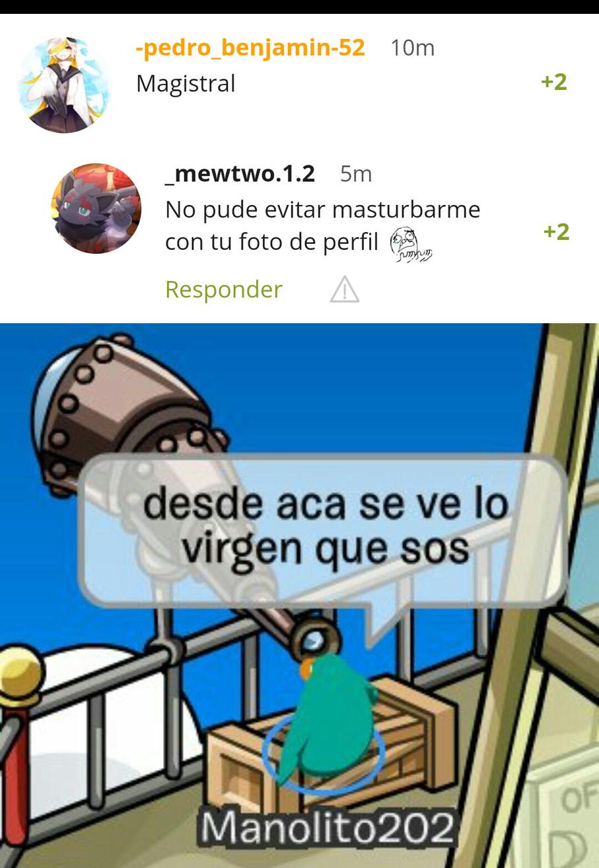 Mewtwo demostrando su virginidad por enésima vez - meme