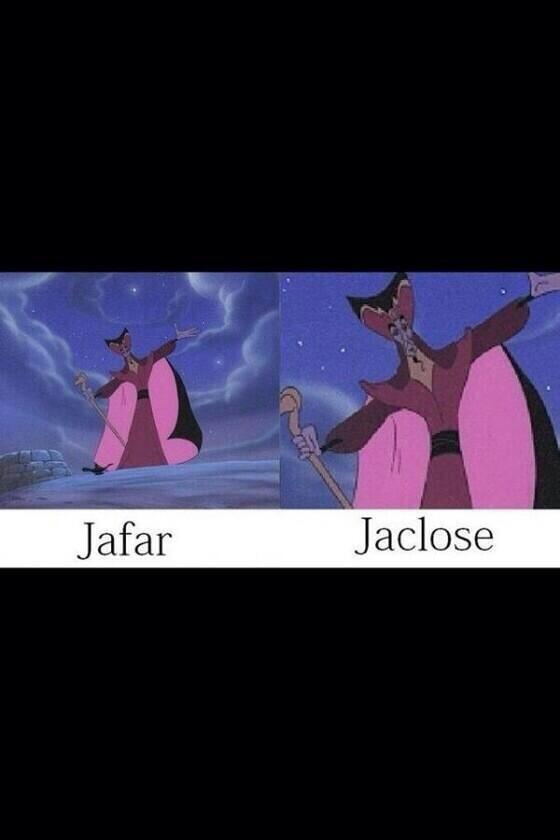 Jaclose - meme