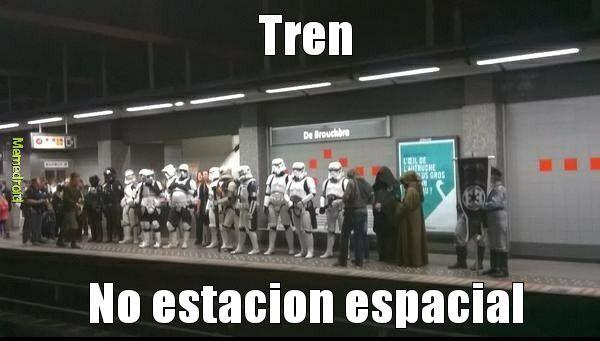Tren - meme