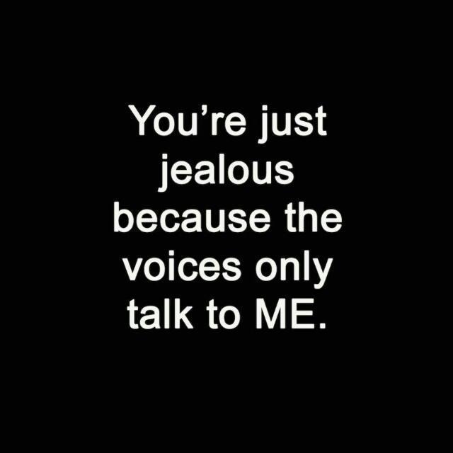 Voices - meme