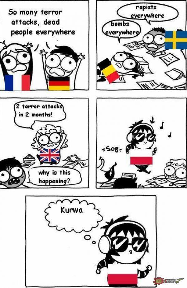 Based Poland - meme