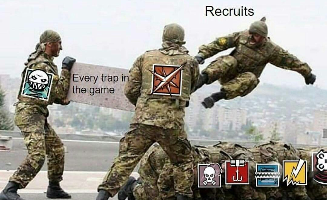 Recruit > IQ - meme