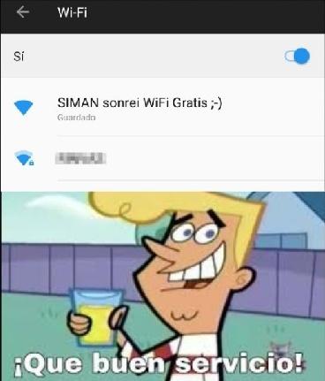 Perdón por la calidad del meme