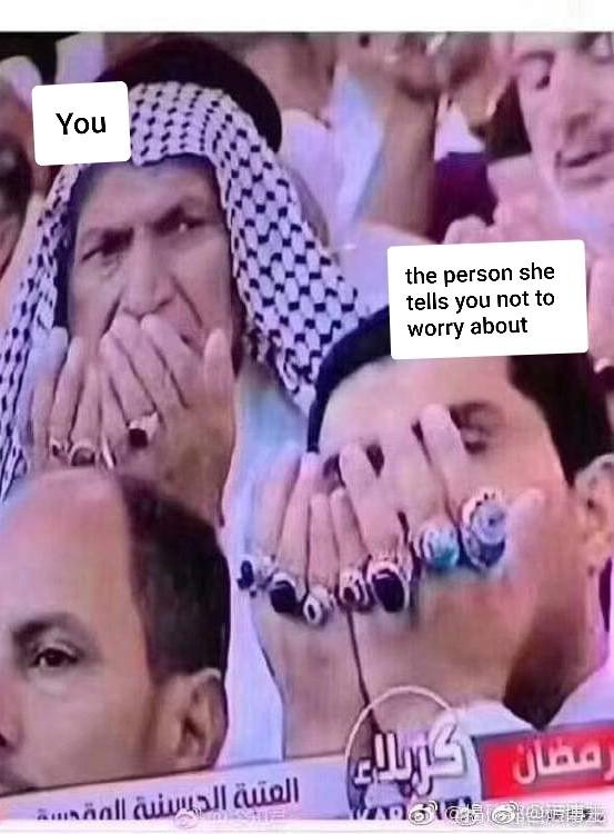 Rings rings - meme