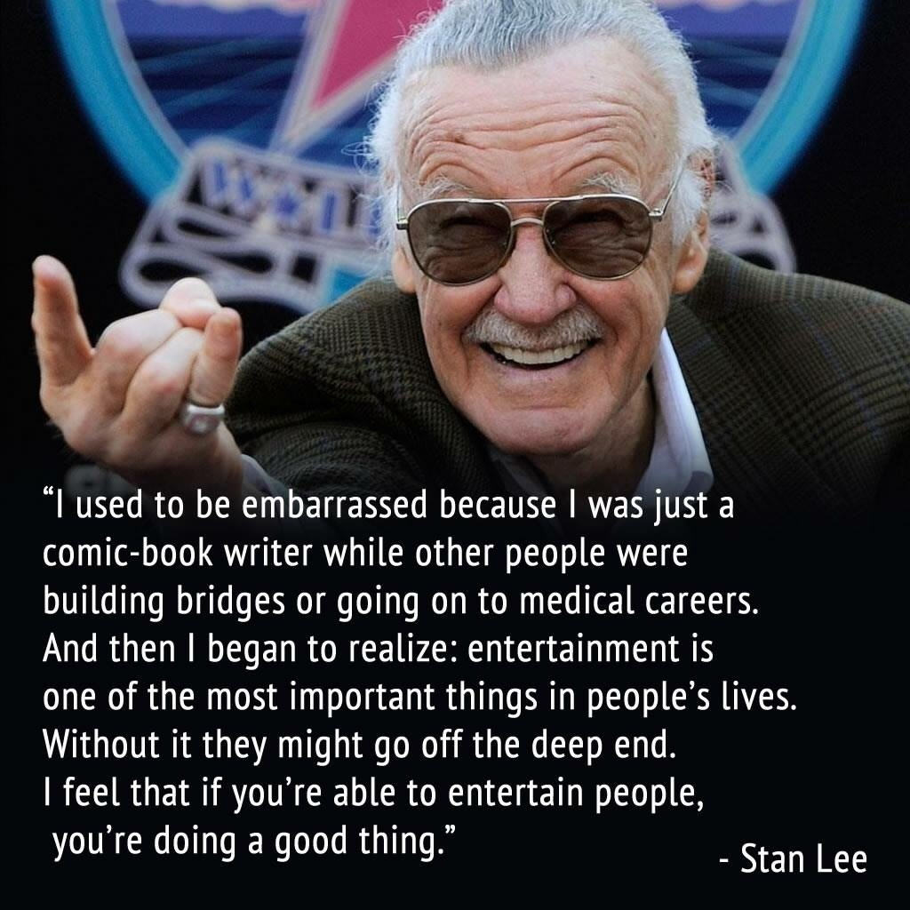 don't care about upvotes for this. R.I.P Stan Lee...you will never be forgotten.... - meme
