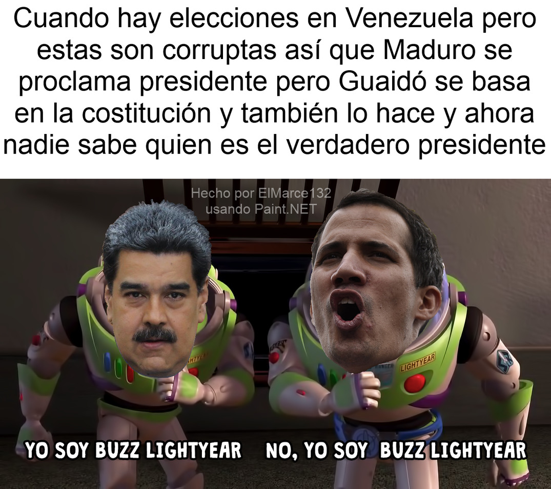 Pinche Maduro - meme