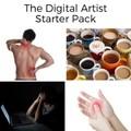 I am a digital artist by the way
