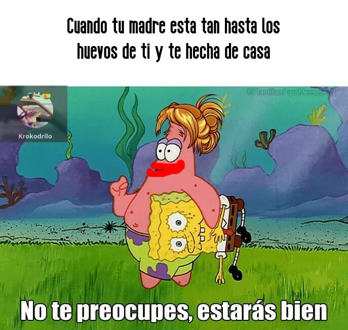 Mendigos :) - meme
