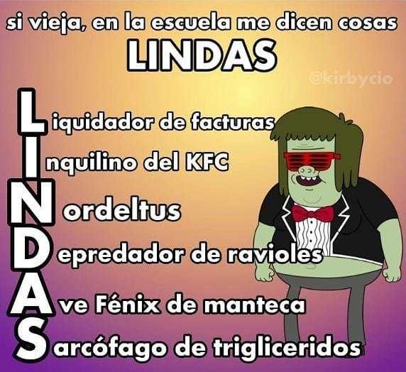 Lindas - meme
