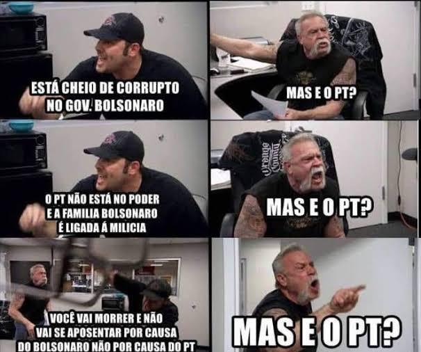 E O PT? - meme
