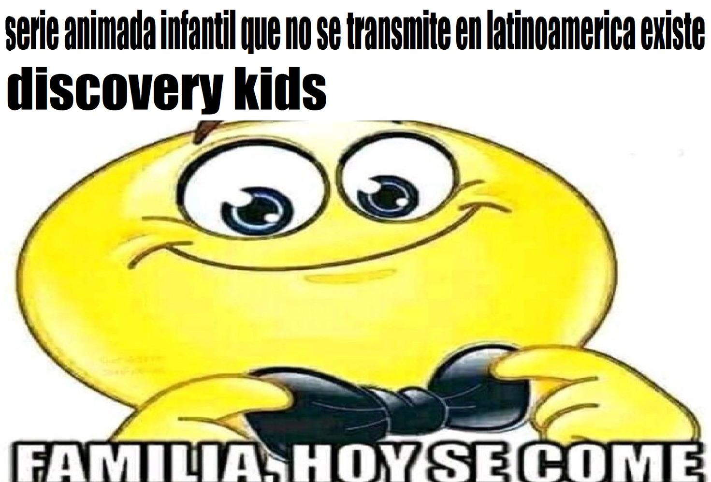 meme de discovery kids