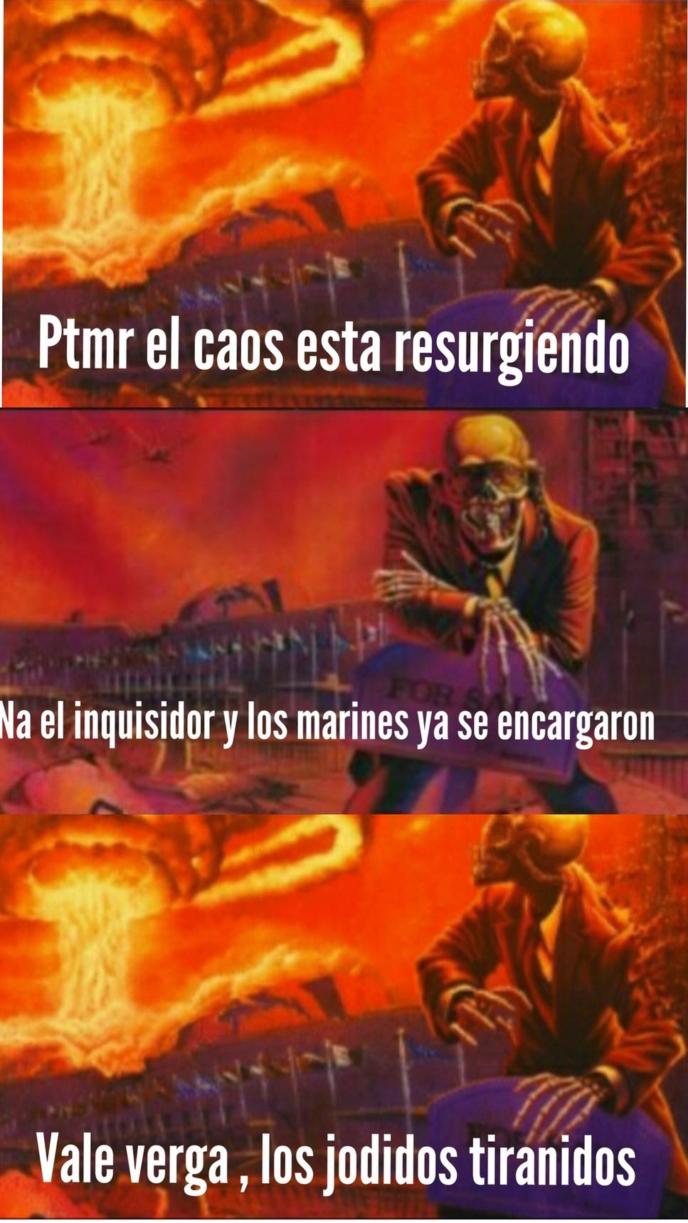 Kill......Consume........EVOLVE!!!! - meme