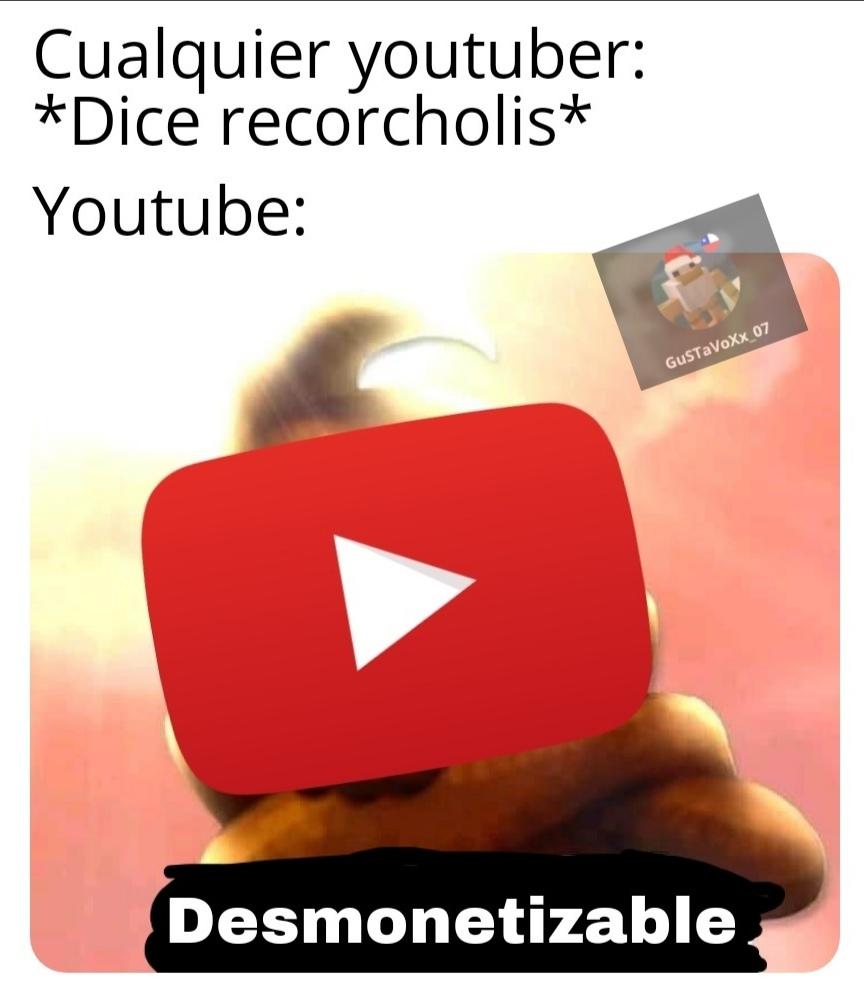 Perdon si es idea usada - meme