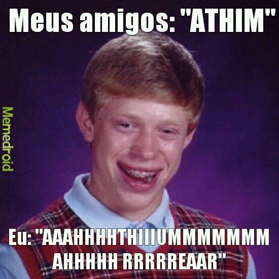 Athim - meme