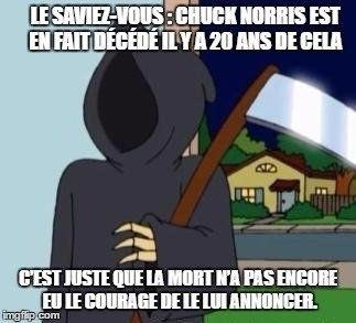 Chuck Norris /4 - meme