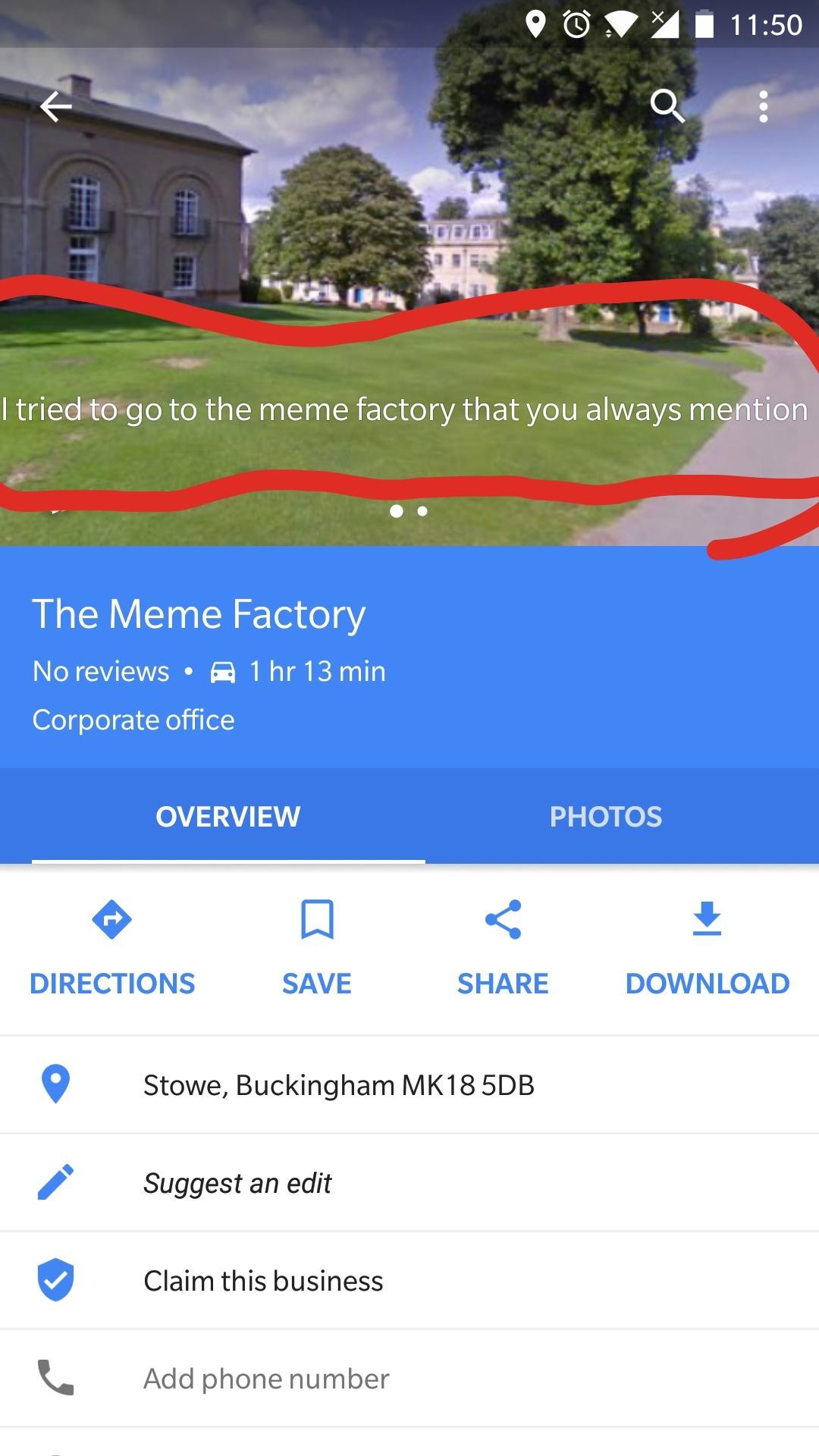Meme factory