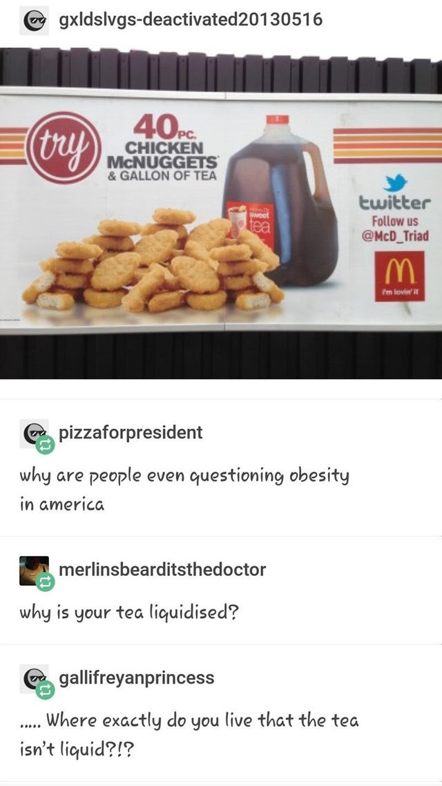 Shy are poeple even questioning obesity in America - meme
