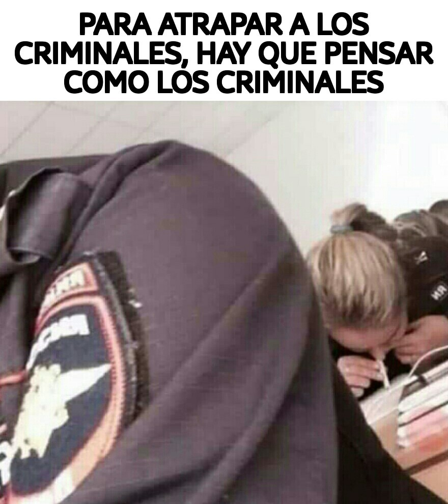 Meme 033 *FBI Drogados Incoming*