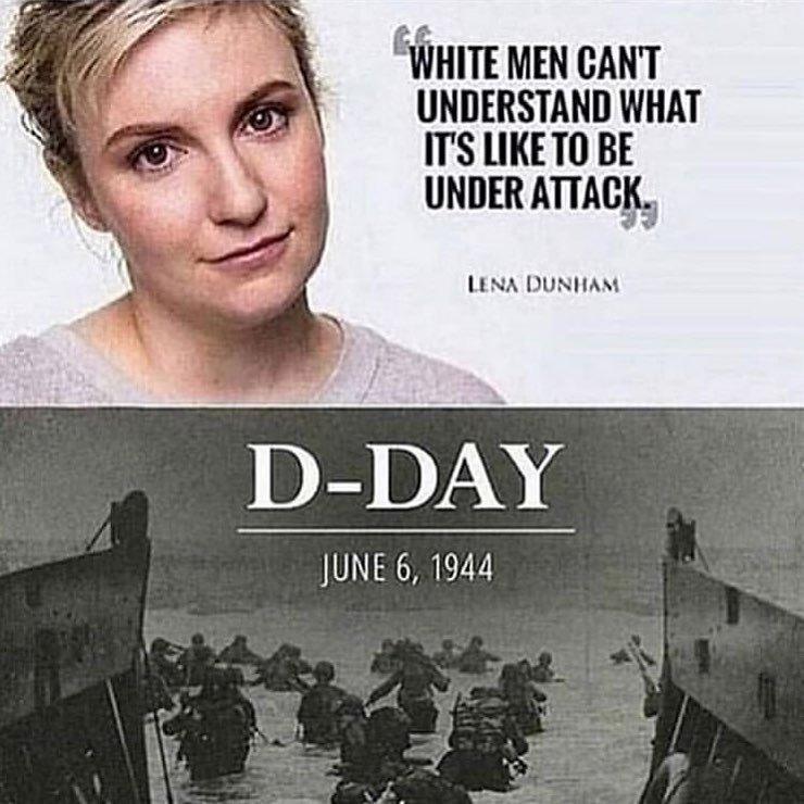 D Day - meme