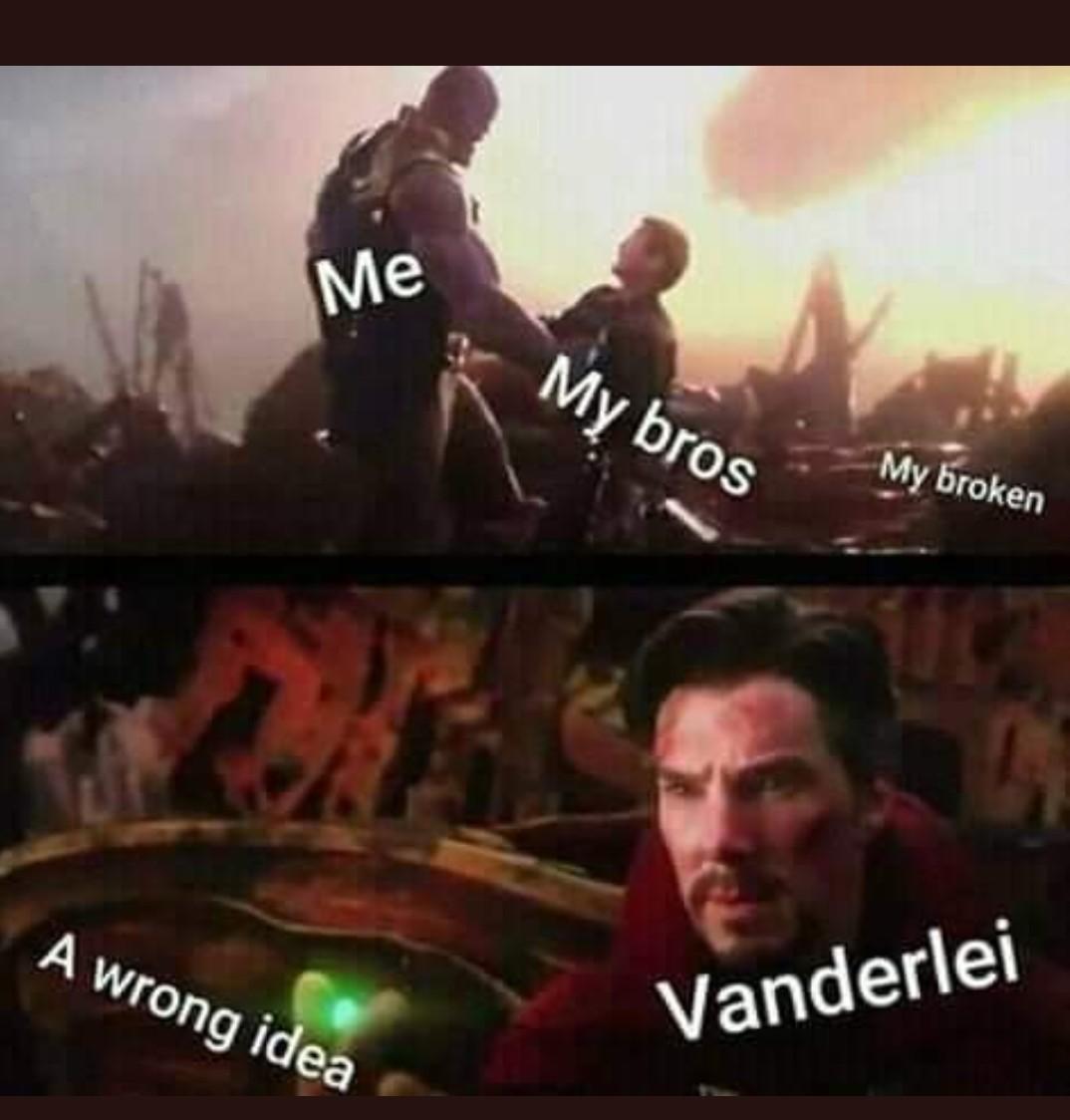 Entendedores entenderão - meme