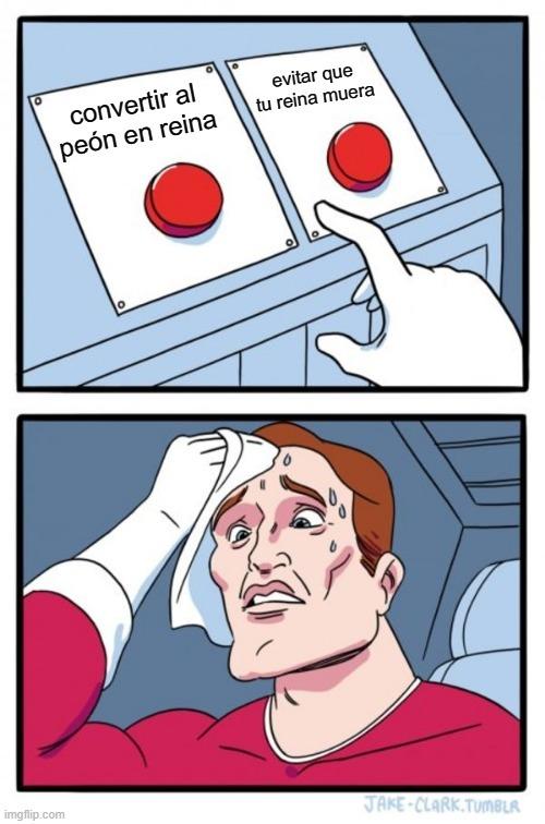 si no lo entiendes es del ajedrez - meme
