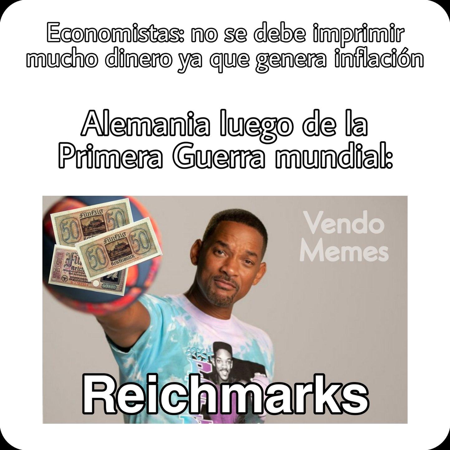 Inflación - meme
