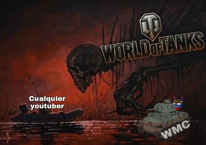 Este meme me lo patrocina WoT