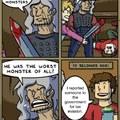 Based Geralt