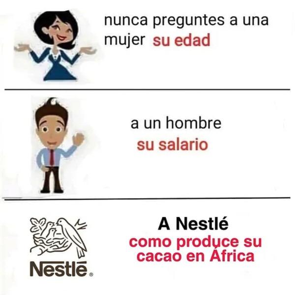Nestle - meme