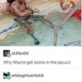 Lil Wayne - Socks in the Jacuzzi